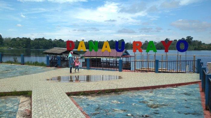 Objek Wisata Danau Rayo di Muratara Sepi Terus, Warga Akui Bosan Tak Menarik Lagi