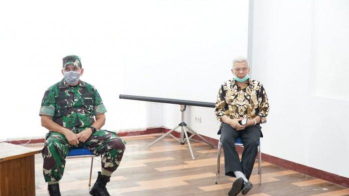 Gubernu Herman Deru Tunjuk Wagub Mawardi Yahya Jadi Ketua ODP Center Covid-19