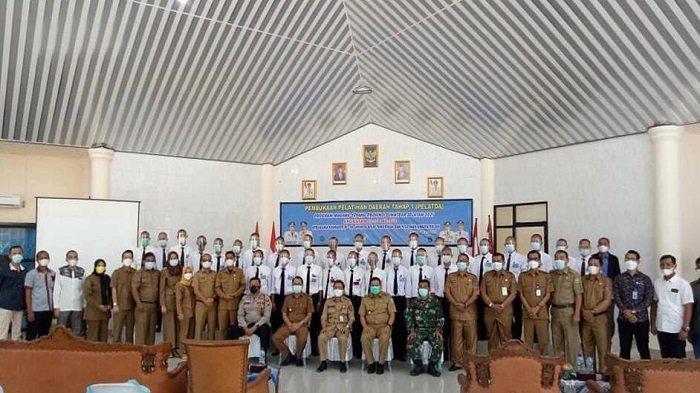 Kabupaten Ogan Komering Ilir Latih Pemuda untuk untuk Dikirim ke Jepang