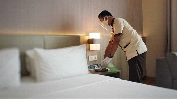 Pemberlakuan PPKM Level 2 di Palembang, Okupansi Sejumlah Hotel Mulai Naik