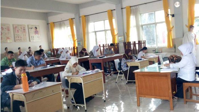 716 Pelajar di Palembang Bersaing di Olimpiade Sains SMA, Ini 9 Mata Pelajaran Diujikan