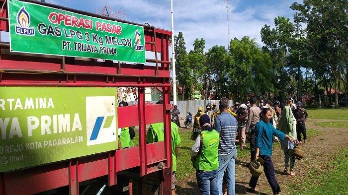 Kelangkaan Gas Elpiji 3 Kg di Pagaralam, Ketua DPRD Minta Pemkot  Ambil Langkah Tegas