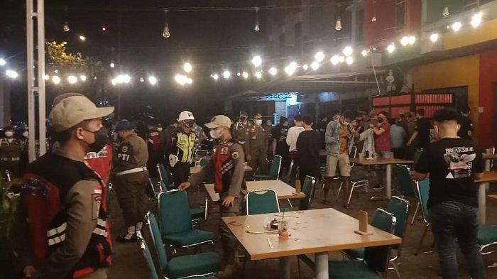 Juni-Agustus Ada 8.756 Orang Melanggar Prokes di Sumsel, Mayoritas tak Pakai Masker