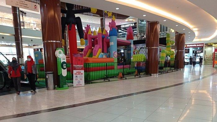 Banyuasin Terapkan PPKM Level 3, OPI Mall Mulai Sesuaikan Jam Operasional