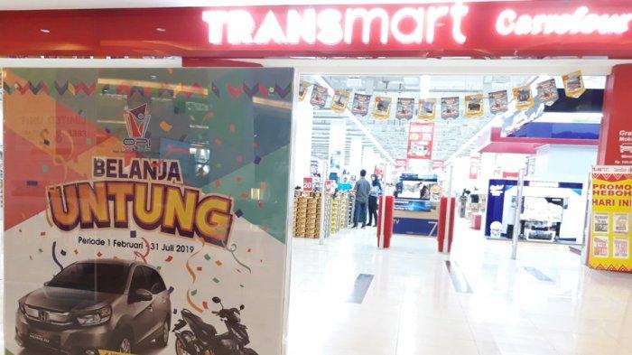 Diskon Up to 70 Persen dan Gratis Parkir 22-24 Maret di Opi Mall Palembang