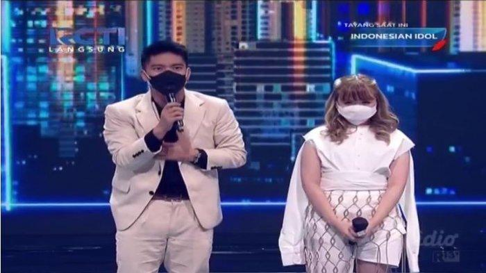 Hasil Babak Spekta 6 Indonesian Idol 2021 Tadi Malam: Fitri Novianti Pulang, Judika Ucap Janji Ini