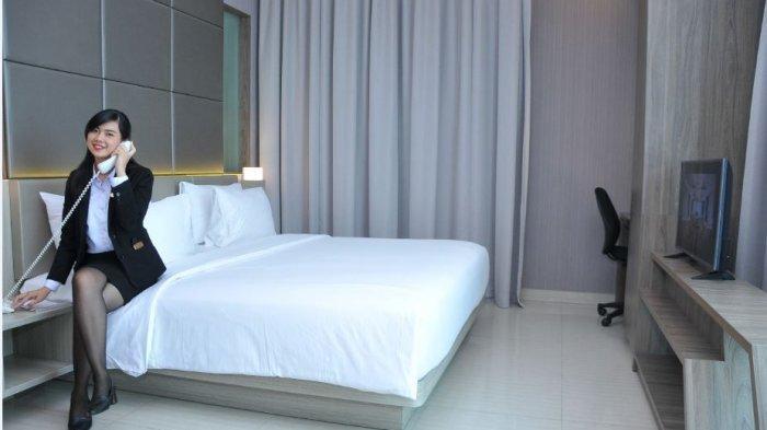 Menginap di Hotel Santika Radial Palembang Cuma Rp 450 Ribu Per Malam