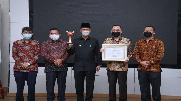 Kota Palembang Raih Penghargaan Anugerah Parahita Ekapraya (APE) Tahun 2020