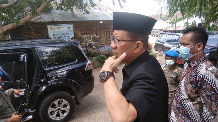 Innalillahi Wainnailaihirajiun, Keluarga Plh Bupati Ogan Ilir Berduka, Drs H Oemar Burniat Meninggal
