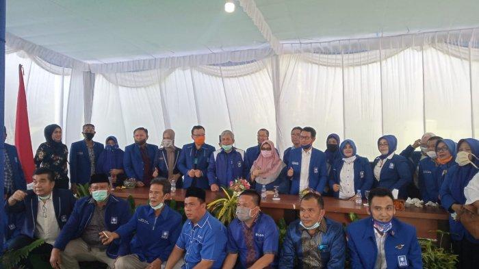 PAN Sumsel Dinilai Mobilisasi Massa Ditengah Wabah Corona, Pengurus Sebut Sesuai Protokol Kesehatan