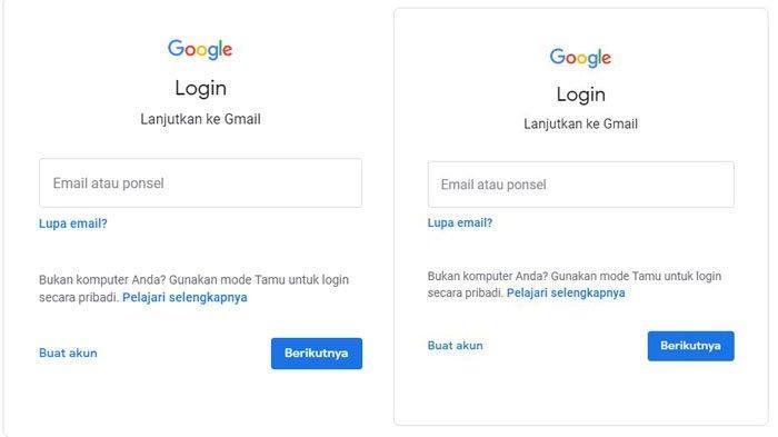 Cara Membuat Akun Gmail Atau Email Baru Versi Baru Di Laptop Komputer Berikut Panduannya Tribun Sumsel