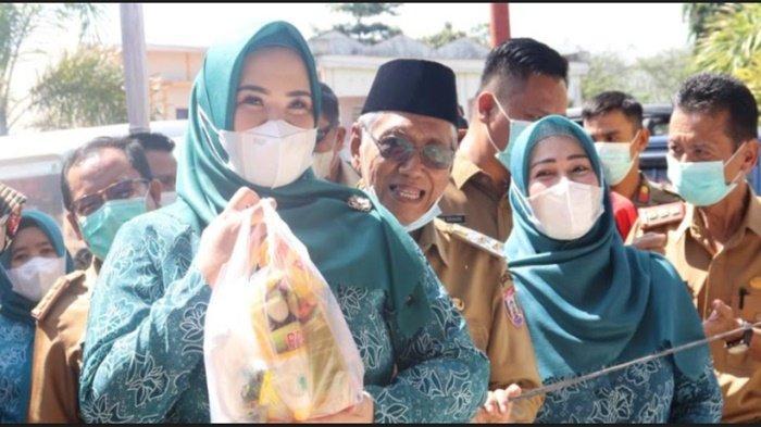 Pemerintah Kabupaten Banyuasin Gelar Pangan Murah, Gotong Royong OPD, Tanpa Bebani Anggaran Pemda