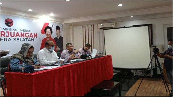 Peringati Bulan Bung Karno, Ini Kegiatan yang Dilakukan DPD PDIP Sumsel