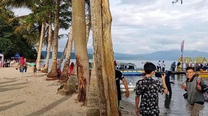 Liburan Hari Raya Idul Fitri, Kunjungan Wisata Danau Ranau Ditutup Sementara