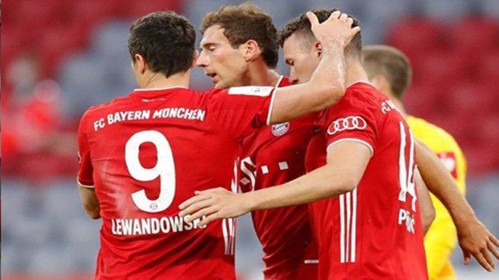 Bayern Munchen Juara Liga Jerman (Bundesliga), Sejumlah Rekor Tercipta, Berikut Daftarnya