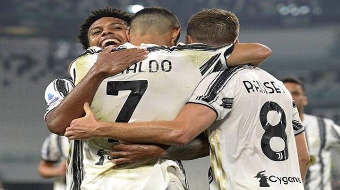 Federico Chiesa Resmi ke Juventus, Para Penyerang Juventus Cetak 91 Gol Musim Lalu