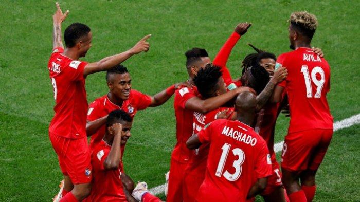 Piala Dunia 2018 Rusia - Gol Bunuh Diri Meriah untuk Panama Ciptakan Sejarah di Piala Dunia
