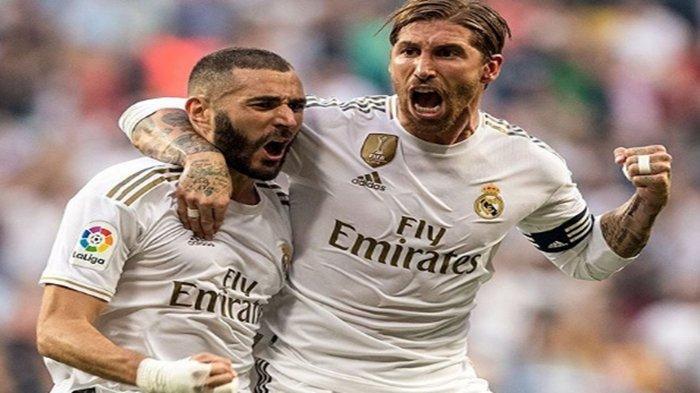Dua Sosok Paling Penting Saat Real Madrid Raih Juara Liga Spanyol Musim ini