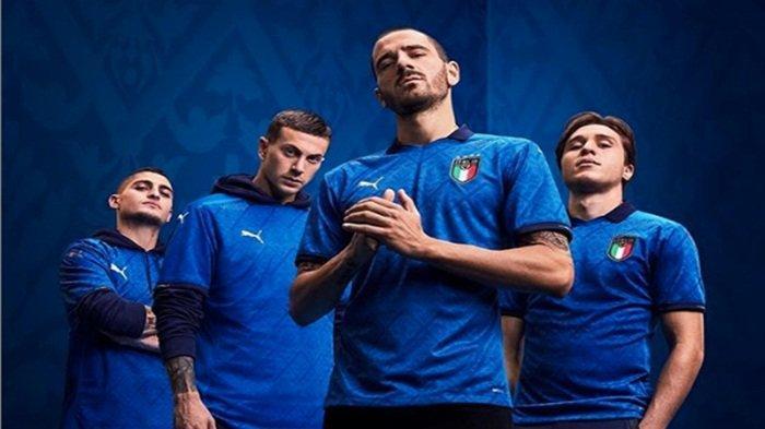 Banyak Pemain Muda Berkualitas, Italia Dijagokan Juara Piala Euro 2020, Inggris Dihuni Pemain Bagus