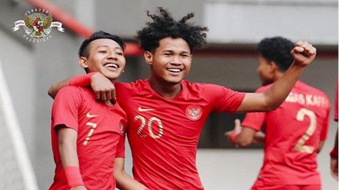 Empat Pemain Muda Indonesia, Buat Thailand Waspada Jelang Kualifikasi Piala Dunia 2022, ada Beckham