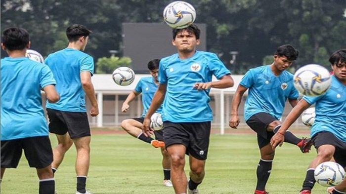 Jadwal Siaran Langsung Laga Ujicoba Timnas U-19 Indonesia, Ada 4 Pertandingan