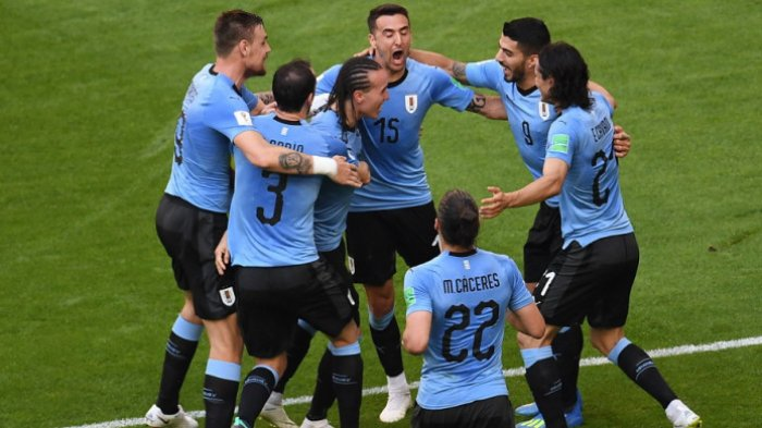 Siaran Langsung 8 Besar Piala Dunia 2018, Jumat (6/7/2018) Uruguay vs Prancis Live TransTV