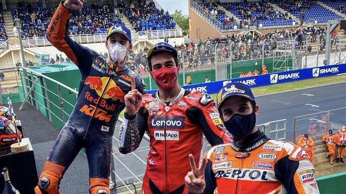 Jadwal  MotoGP 2021 di Sirkuit Losail, Qatar,  Mulai Minggu 28 Maret,  Persaingan Rider Makin Ketat