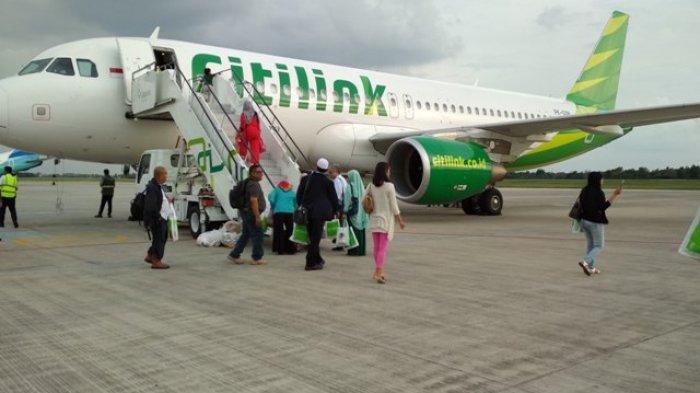 Harga Tiket Pesawat Palembang-Jakarta Turun, Citilink Termurah Rp 660 Ribu, Cek Rinciannya
