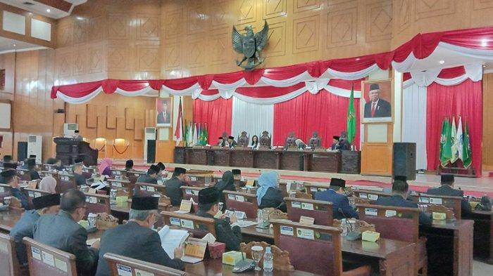 Akhirnya Kuorum, Pembahasan Raperda APBD Sumsel 2020 Dilanjutkan