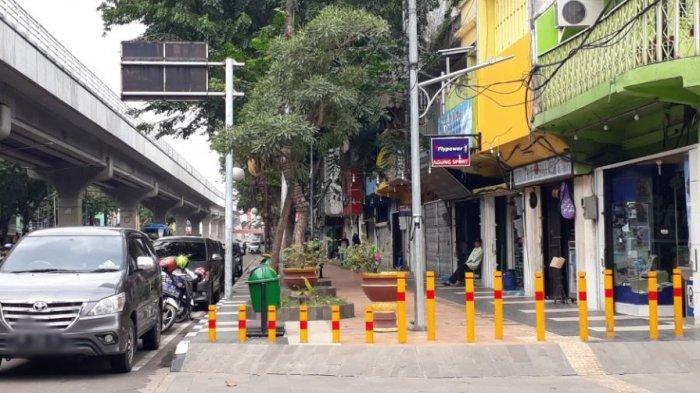 Selain Sudirman, Tahun Ini Dibangun Pedestrian di Jalan Basuki Rahmat dan Kol H Barlian Palembang