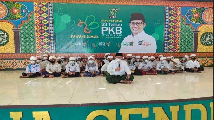Peringati Hari Lahir ke-23 Tahun, PKB Ambisi Antarkan Ketua Umum Gus Ami Kandidat Maju Pilpres 2024