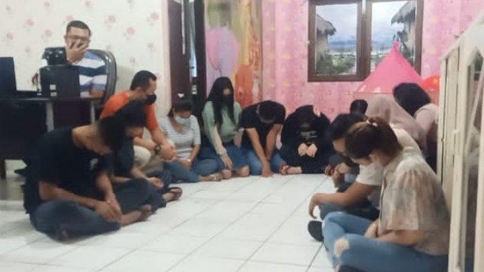 Mereka Dibawa Polisi dari Kamar Hotel di Palembang, 7 Pasangan Bukan Suami Istri Terjaring Razia