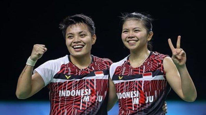 Juara Thailand Open, Greysia Polii/Apriyani Rahayu Persembahkan Gelar Pertama Indonesia Tahun 2021
