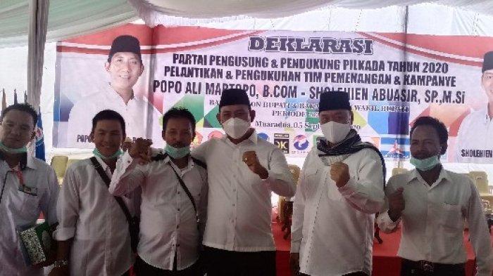 Popo Ali - Soelihen Lawan Kotak Kosong di Pilkada OKUS, Anggota DPRD : Masyarakat Sudah Pintar