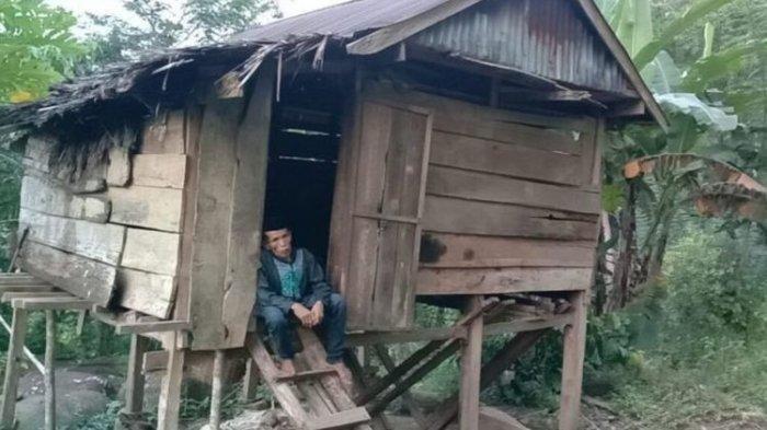 Ira Dituding Matre Karena Mau Nikahi Kakek 58 Tahun, Kenyataannya Cuma Hidup di Rumah Kayu 4x4 Meter