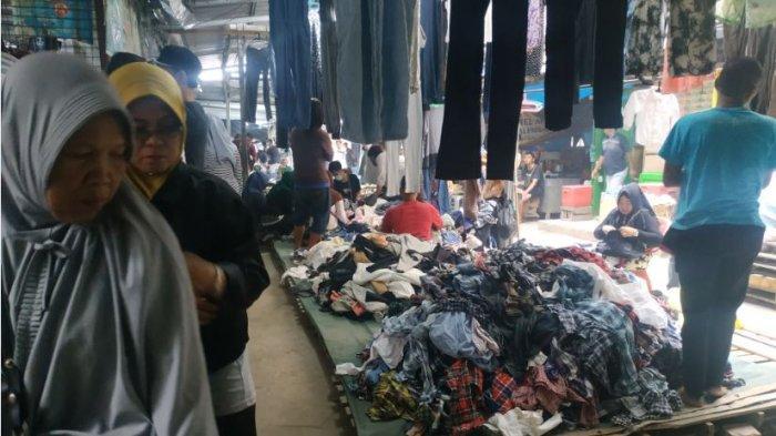 5 Pasar Tempat Jual Pakaian Bj Dan Barang Bekas Loak Di Palembang Perhatikan Waktunya Halaman All Tribun Sumsel