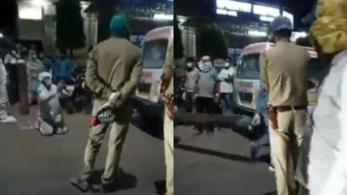Pasien Covid-19 Meninggal Usai Tabung Oksigen Miliknya Dierebut Polisi dan Diberikan ke Pasien VIP