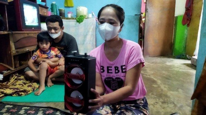 Tak Ada Uang untuk Beli Beras, Suami Istri Jual Perabot Rumah: Netes Air mata Kalau Anak Minta Jajan