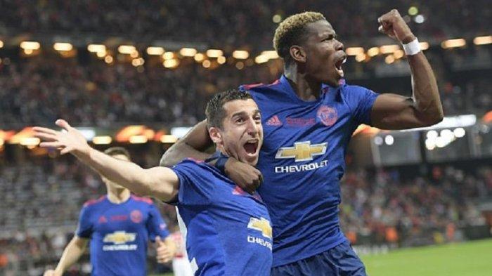 Mkhitaryan tampil untuk Manchester United di Piala Liga?