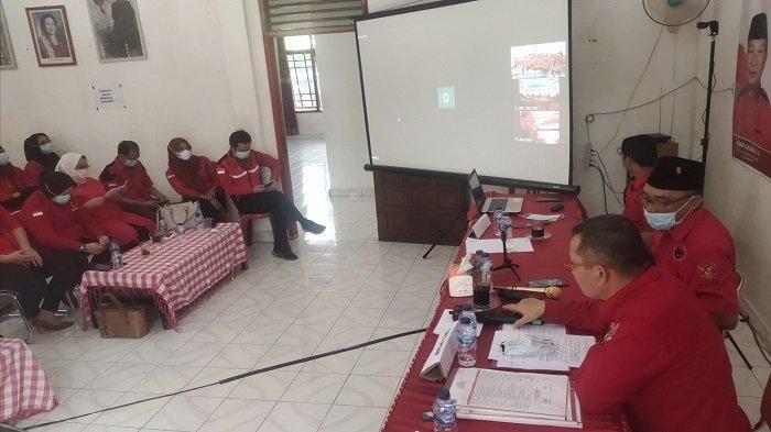 PDI Perjuangan Muaraenim Usulkan Giri Ramanda Kiemas Maju Pilkada 2024