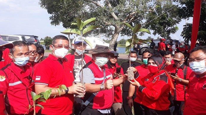 Meski Identik Warna Merah, PDIP Canangkan Politik Hijau untuk Indonesia, Ini Maksudnya