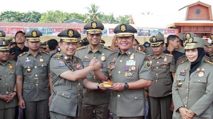 Peduli Satpol PP HD Terima Penghargaan Langsung dari Mendagri Tito Karnavian