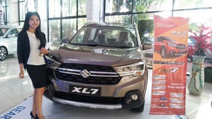 Tak Perlu ke Dealer ! Cukup Beli Mobil Suzuki dari Rumah Saja, Angsuran Rp166 Ribu Per Hari