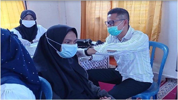 Update 16 September 2021, Realisasi Vaksinasi Covid-19 di OI Capai 18,09 Persen, 58.015 Orang