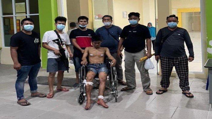 Polisi Ringkus Begal di Ulu Rawas Muratara, Ancam Korban Pakai Sajam Bawa Lari Motor, Rekannya Buron