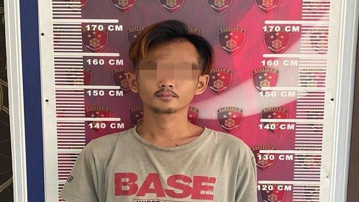 Otak Pencurian Rumah di Sako Palembang Terungkap, Pelaku Congkel Jendela Pakai Obeng