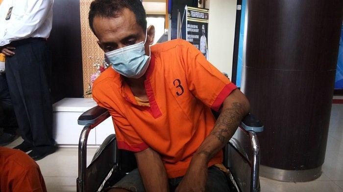 Menyelinap Saat Pemilik Rumah Tidur Pulas, Pencuri di Palembang Gondol Yamaha Nmax Beserta Suratnya