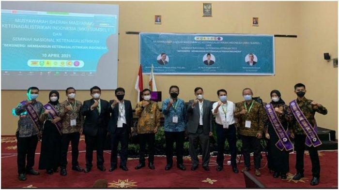 Salah Satu Punggawa PLN UIW S2JB Turut Menukangi Kepengurusan MKI Sumatera Selatan