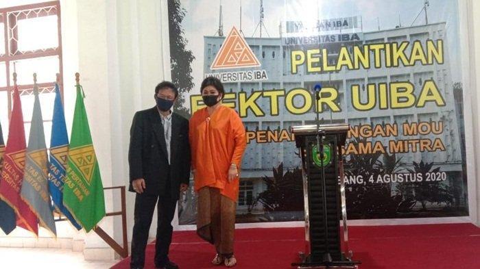 Innalilahi Wainnailahi Rojiun, Ketua Yayasan IBA Palembang Rita Rosmida Bajumi Meninggal Dunia