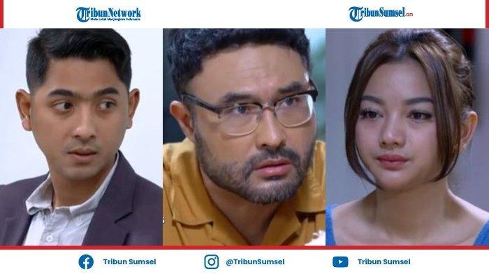 Nino Ditampar Papa Surya, Andin Malah Disalahkan, Bocoran Sinetron Ikatan Cinta Sabtu 19 Juni 2021